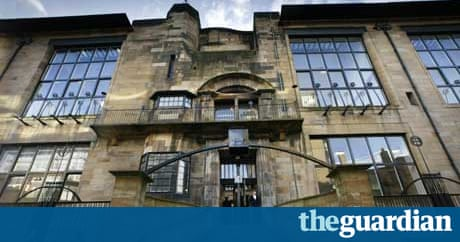 Glasgow School Of Art 39 S Golden Age Art And Design The Guardian