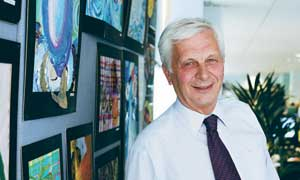 Mick Waters, QCA's director of curriculum