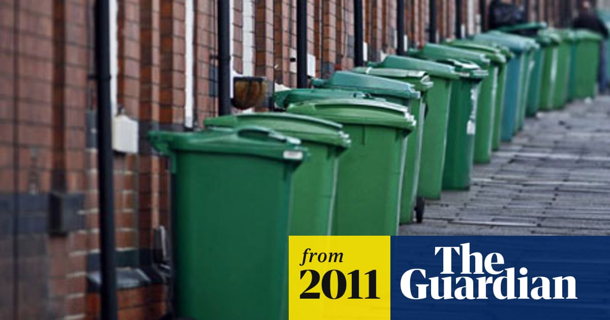Recycling rates in England top 40% for the first time