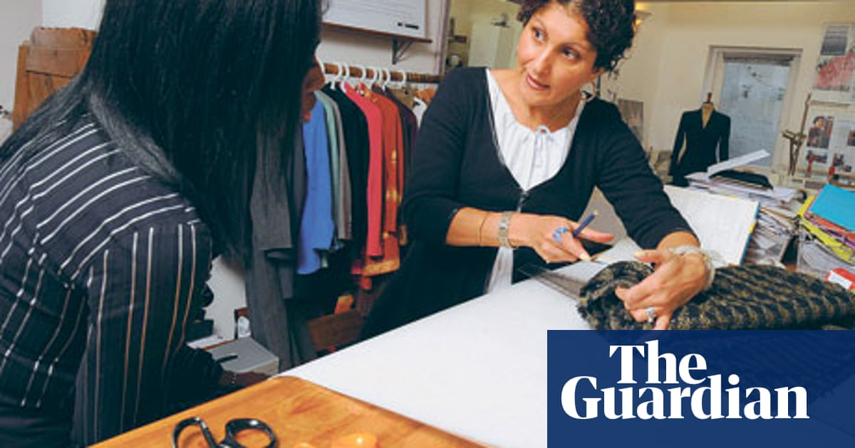 Are Fashion Students Being Stitched Up Education The Guardian