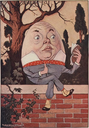 Nursery Rhymes: Humpty Dumpty, Illustration by Milo Winter