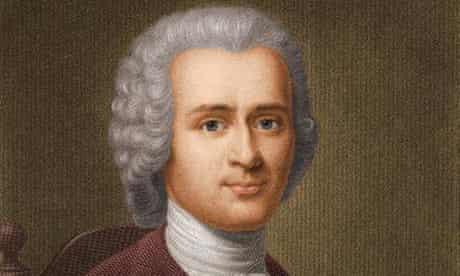 Jean-Jacques Rousseau, Enlightenment philosopher