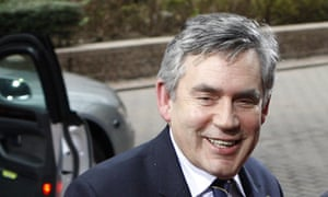 Gordon Brown's handling of public services has won voter support