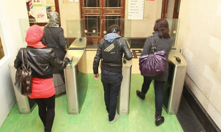 Lewisham College, London, has introduced improved security in response to growing gang crime