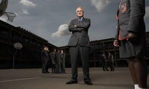 Sir Michael Wilshaw, head of Mossbourne Community Academy