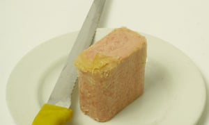 A succulent chunk of Spam