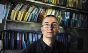 Professor Peter Totterdell