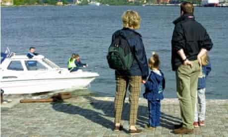 Family in Sweden
