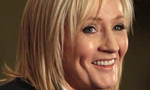 writer JK Rowling
