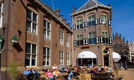University of Groningen in the Netherlands