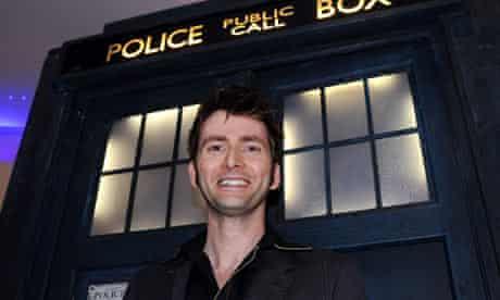 Doctor Who Series 4 screening - London