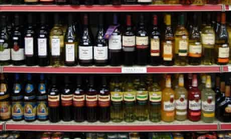 The Conservatives aim to make the labelling of alcohol less confusing