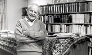 Karl Popper, author of Wolff's favourite footnote