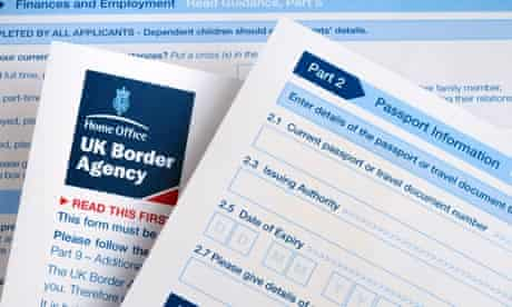 The government wants to impose further visa restrictions