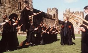 School sport, Hogwarts style