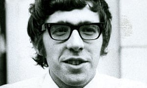 A portrait of a young Jack Straw