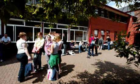 Sixth-form colleges can be 'a better opportunity to develop'