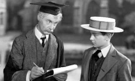 A scene from the film Goodbye, Mr Chips. But are decades-old teaching methods OK for modern pupils?