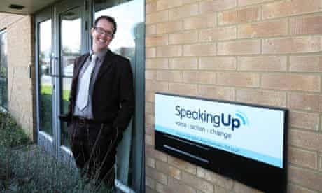 Craig Dearden-Phillips, chairman of Speaking Up: 'We need to create superb public spin-outs'