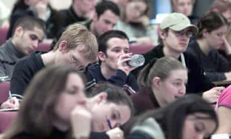 Going to college is a quasi-compulsory precondition for full participation in our society