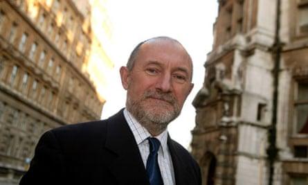 Malcolm McVicar, vice-chancellor of the University of Central Lancashire
