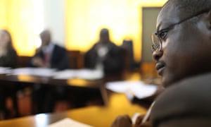 Samuel Kargbo, Sierra Leone government minister