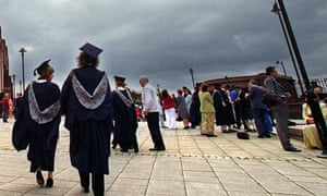 Graduation day, but will the job offers materialise?
