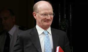 Minister for universities and science David Willetts leaves 10 Downing Street