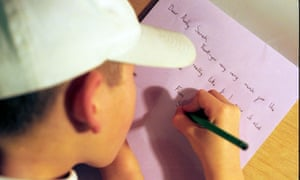child writes thank you letter