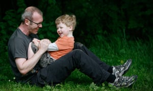 John Furlong is concerned about a range of issues that may affect his three-year-old son, Felix