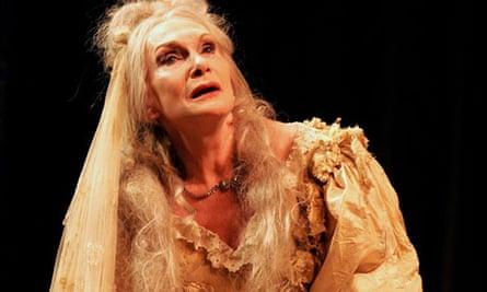 Sian Phillips as Miss Havisham in Great Expectations