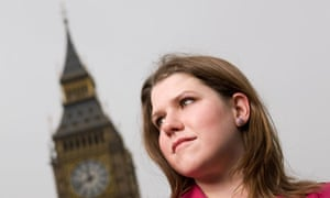 Jo Swinson was Britain's youngest MP when she was elected in 2005