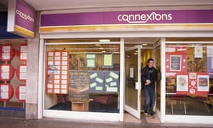 Connexions has provided impartial information, advice and guidance to young people.