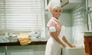 Barbara Windsor in Carry on Doctor