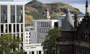 Edinburgh University gives 'additional weighting' to candidates from Scottish schools.