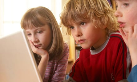 Schools should be encouraging children to use computers for undirected creativity