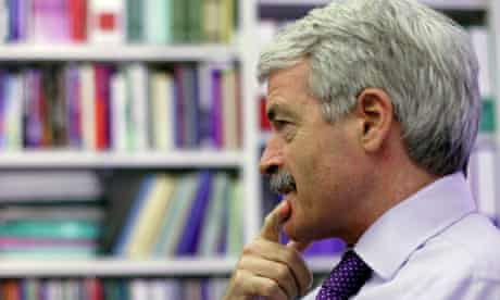 Provost Malcolm Grant of University College London