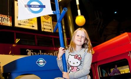 Roisin Shanks, aged nine, who thinks school uniform should be optional