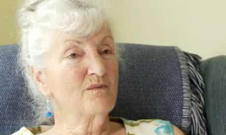 Eileen Smith, retired nurse