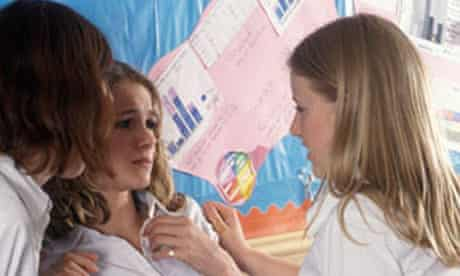 If left unchallenged in a school, bullying can be seen as normal