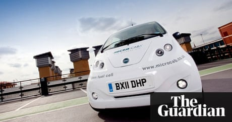 Researchers test-drive eco-friendly cars | Education | The Guardian
