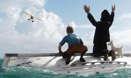 Steven Spielberg's 3D film The Adventures of Tintin was just the latest 3D hit
