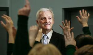 Martin Wise head of Ysgol Uwchradd Caergybi (Holyhead high school) the UK's first comprehensive