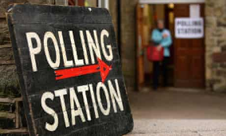 The polling station is out of reach for prisoners