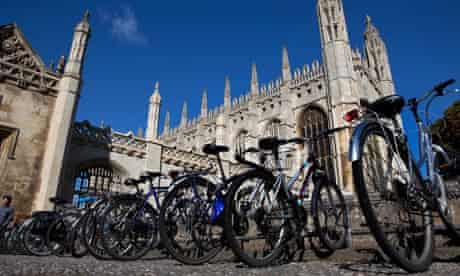 Cambridge University is still too often perceived as a place for the already privileged
