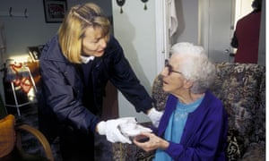 Social care workers would be covered by provisions in the new bill