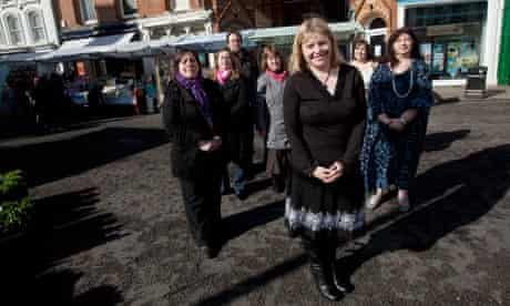 Members of Louth's 'Save our Schools' campaign