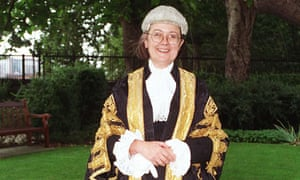 Brenda Hale, supreme court judge