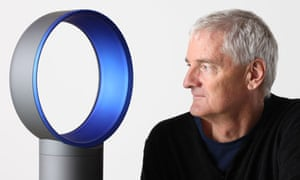James Dyson, inventor of the best-selling vacuum cleaner