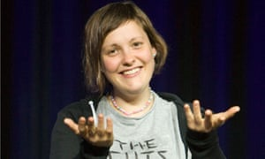 Josie Long, stand-up comedian: 'I felt like I wan't doing anything to help society'